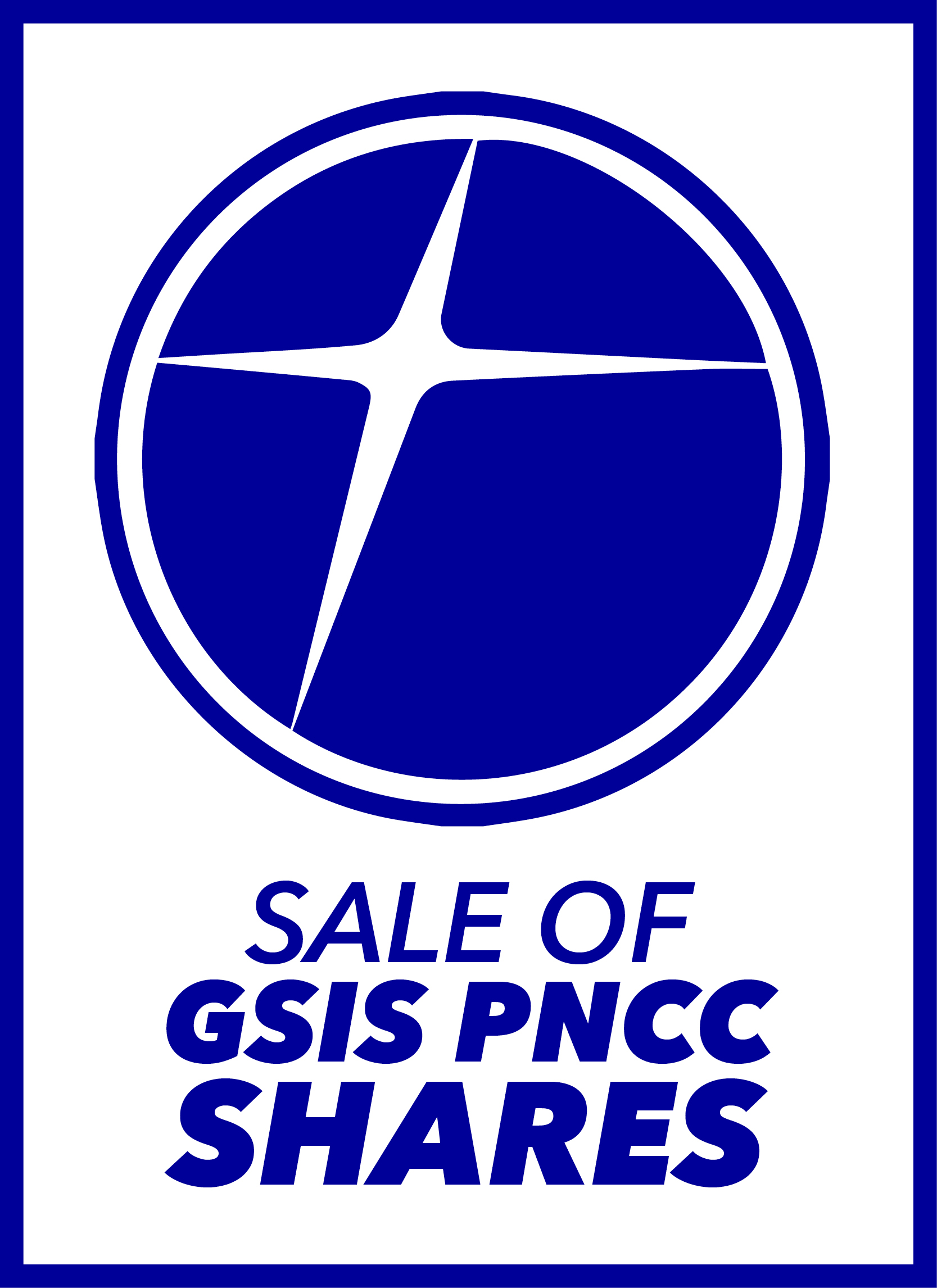 PNCC Sale of GSIS Shares